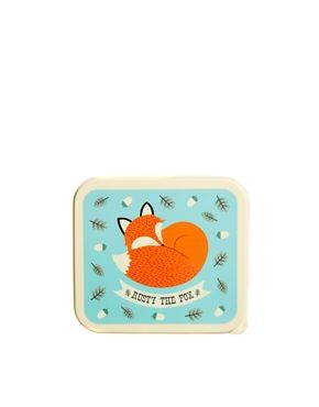 Image 2 ofRusty the Fox Lunch Box