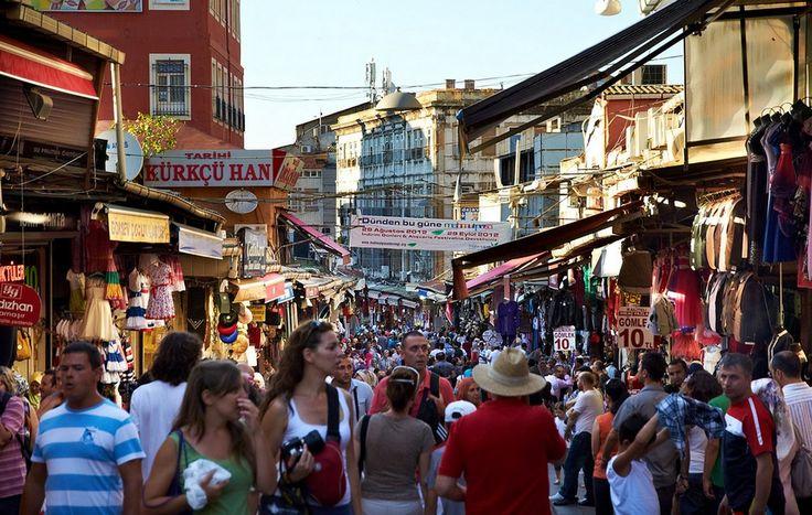 istanbul spice bazaar tour