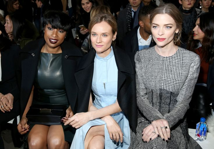 Jennifer Hudson, Diane Kruger, and Jaime King