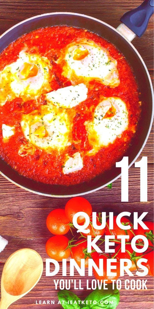 Quick Keto Dinner Recipes You Need For Keto In A Hurry! First ,even non -Ketoers...