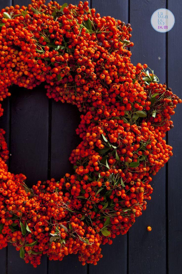 Jak zrobić jesienny wieniec DIY - Lawendowy DomLawendowy Dom