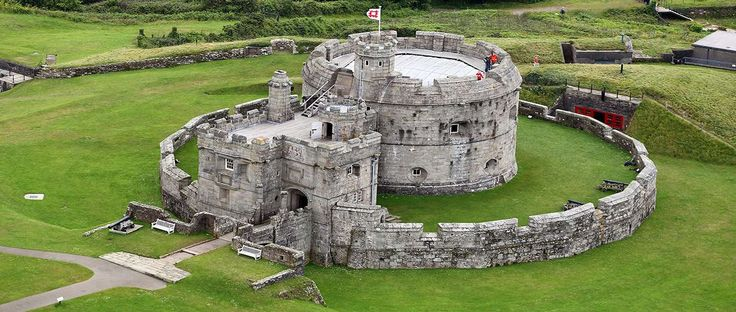 Pendennis Castle Cornwall