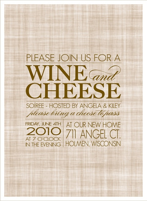 22 best wine party invitations images on pinterest | wine parties, Party invitations