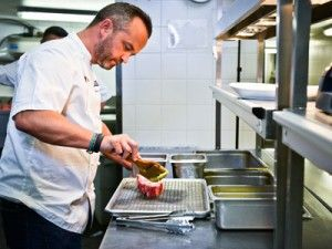 Barry Vera, Chef Director at the ONE group