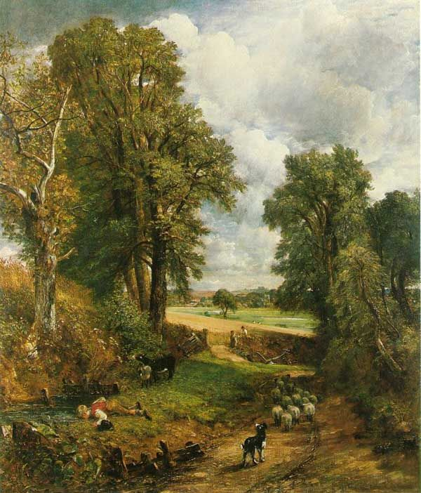 John Constable Paintings | John Constable Painting Locations