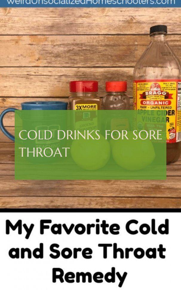 Halsschmerzen Durch Kalte Getränke