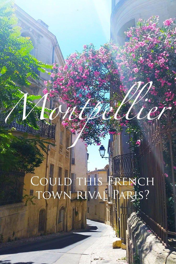 Montpellier side street - pinterest