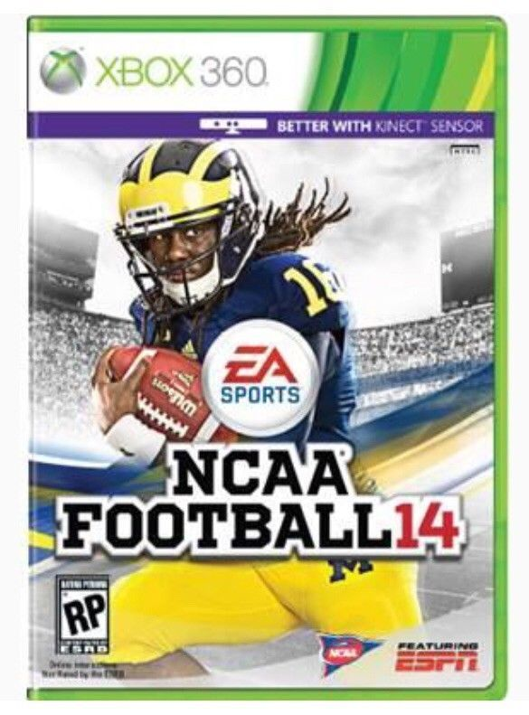 Ncaa Football 14 Microsoft Xbox 360 2013 Ncaa Football Ncaa