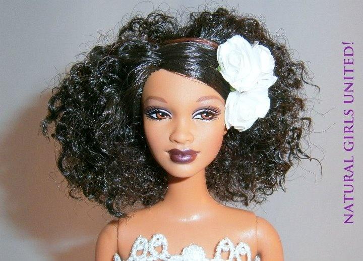 Natural Black Dolls