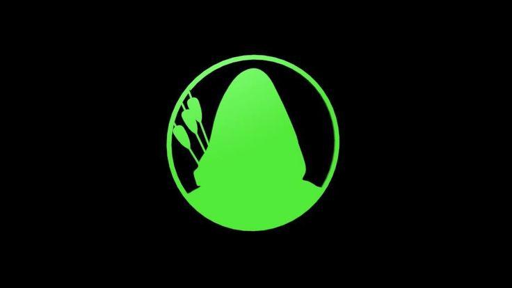 Más de 25 ideas increíbles sobre Green arrow logo en ... Green Arrow Superhero Logo