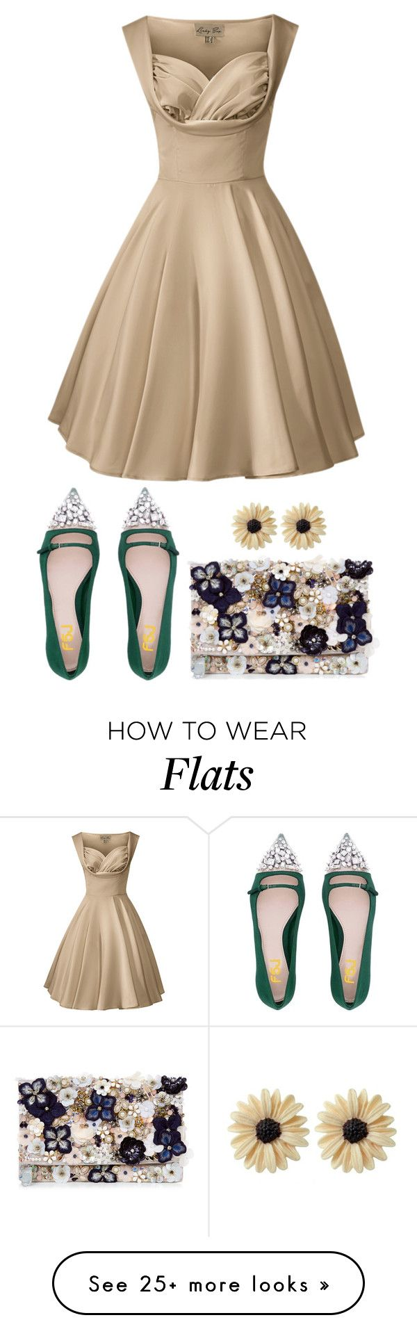 """Untitled #480"" by theequivocalcatholic on Polyvore featuring Accessorize and Rock 'N Rose"
