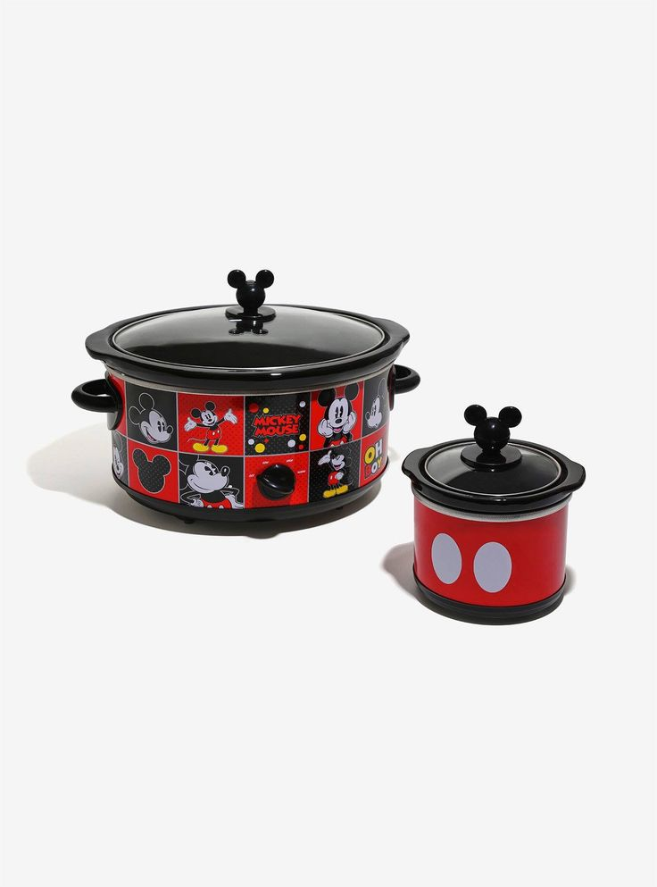 Exceptional Kitchen Supplies, Kitchen Ideas, Disney Kitchen, Slow Cooker, Disney Mickey  Mouse, Disney Inspired, Disney Stuff, Glass, Artwork