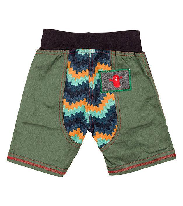 Scribble Short - Big, Oishi-m Clothing for Kids, Spring 2014, www.oishi-m.com