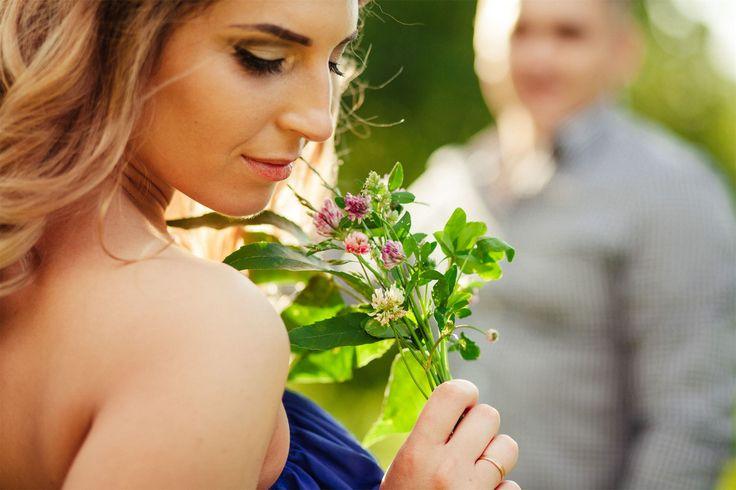 Красивая пара, красивая локация, прекрасные чувства... Что еще нужно для красивого фото?