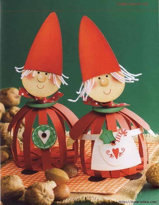 Paper Balls für die Weihnachtszeit0006 (542x700, 304Kb)