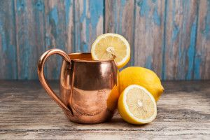 Health benefits of drinking water from Copper cups