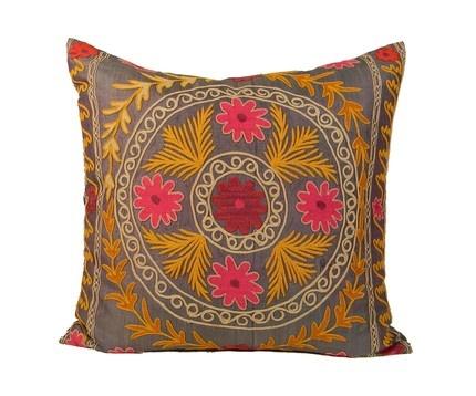 antique #suzani #pillow