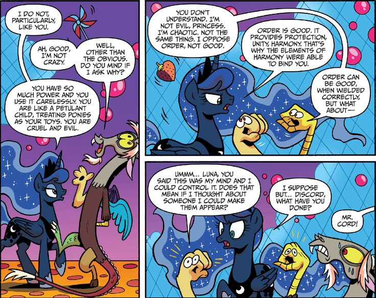 134 best Comic images on Pinterest | Mlp comics, Ponies and My ...