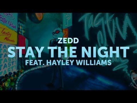 Zedd Stay The Night Music Video 25+ best ideas ...