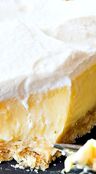 North Carolina Lemon Pie ❊