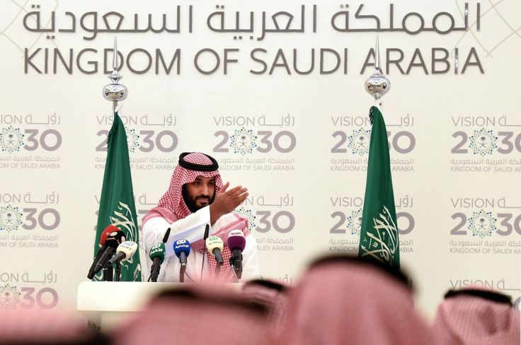 The Reverse Midas Touch of Saudi Arabias Crown Prince Is Turning the Middle East to Dust