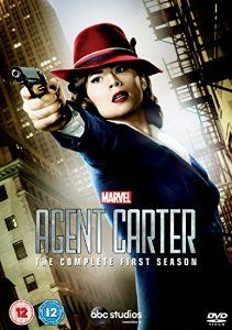 Marvel's Agent Carter - Season 1 [DVD] [2015]: Amazon.co.uk: Hayley Atwell, James D'Arcy, Dominic Cooper, Chad Michael Murray, Enver Gjokaj, Bridget Regan, Shea Whigham, Lyndsy Fonseca, Ralph Brown, Meagen Fay: DVD & Blu-ray