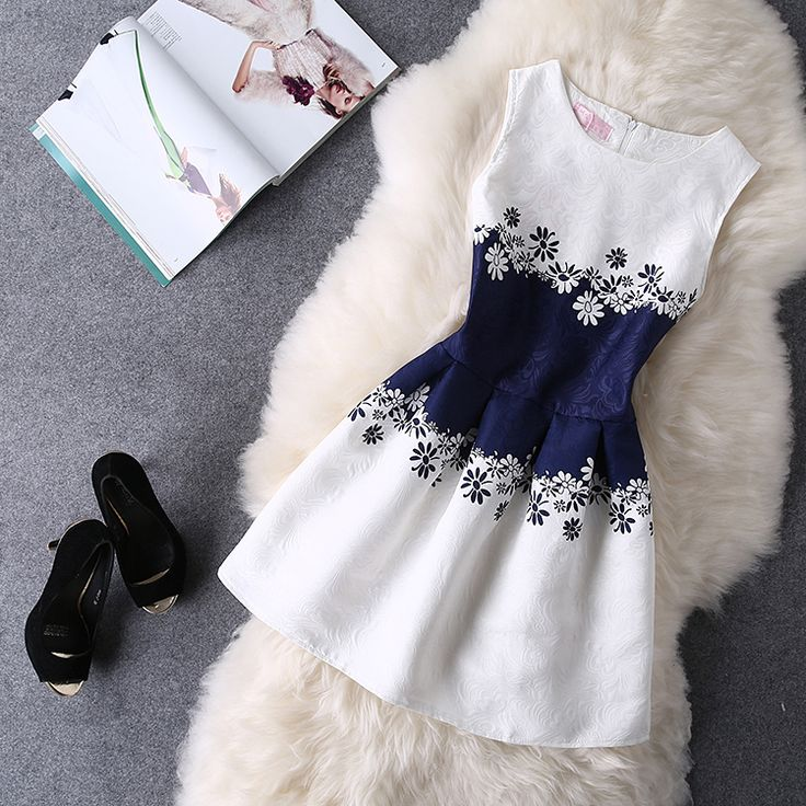 Cheap printing on plastic tubes, Buy Quality clothing wire directly from China print custom t shirts Suppliers: 		New Arrivals Vestidos 2016 Summer O-Neck Sleeveless Print Casual Dresses Women Vintage Princess Dress Ladies Party Clo