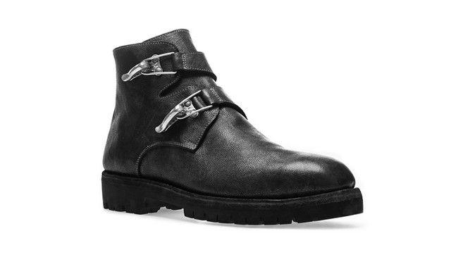 De una firma toscana cuyos orígenes se remontan a 1896: botas Guidi SKI