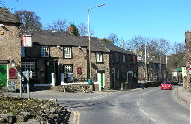White Swan, Dronfield, Near Sheffield. - geograph.org.uk - 130271 - Dronfield - Wikipedia, the free encyclopedia
