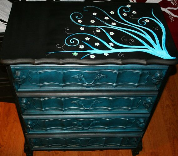 best 25+ teal painted furniture ideas on pinterest | teal dining