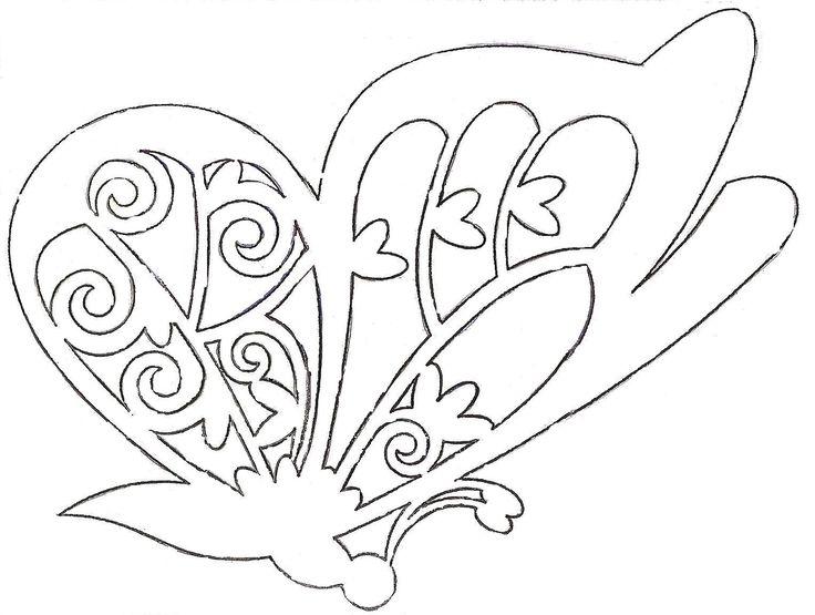 pillangó filigran