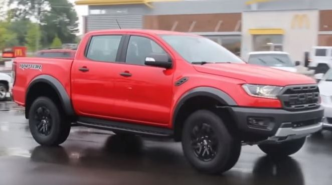 2020 Ford Ranger Raptor Price Release Date Specs Redesign Usa