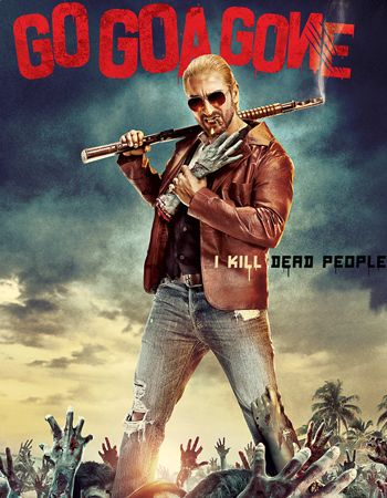 Saif Ali Khan happy over the response given to Go Goa Gone trailer!