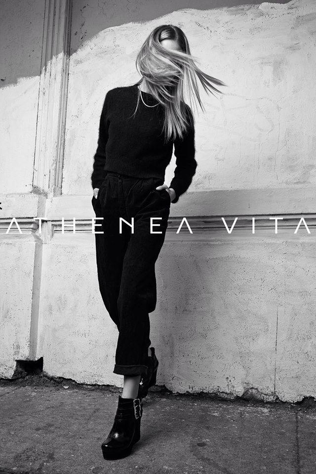 Athenea Vita Campaign 2014 by @Nain Maslun #campaign #shoes #fashion #atheneavita