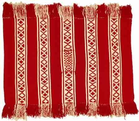Poncho, chile, araucania, mapuche people.The Textile Museum | Previous Exhibitions