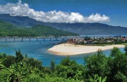 Hoi An -- Cua Dai Beach     Very Beautiful!