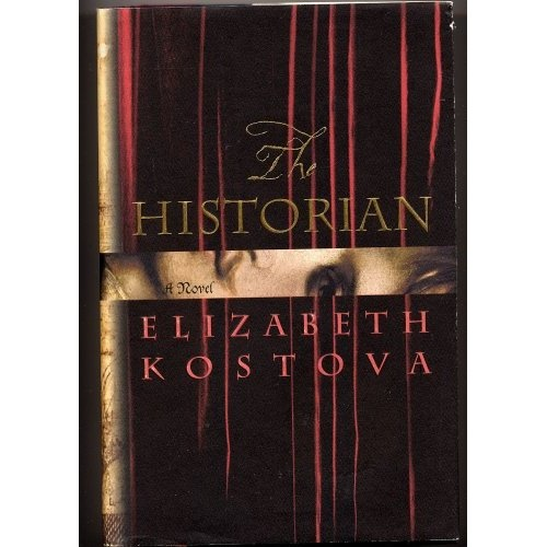 The Historian Couldn't put it down!