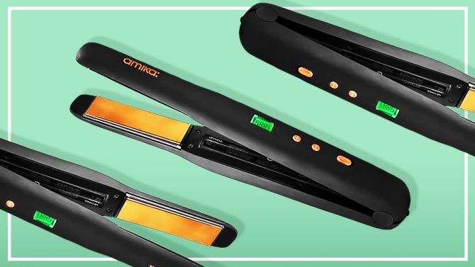 Why the Amika Movos Wireless Styler Is a Hair Styling Game Changer | StyleCaster