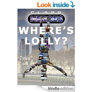 Where's Lolly? is a free youn adult ebook on Kindle, B&N, Apple and Kobo. Go download!