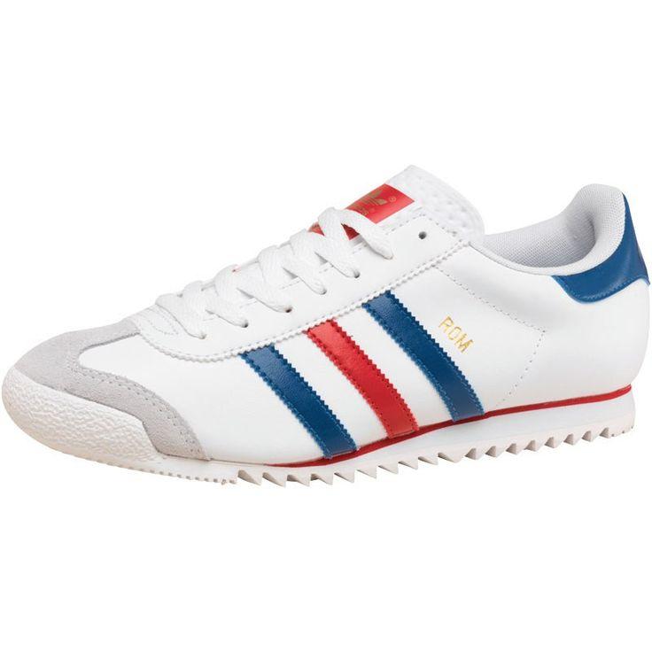 Adidas Originals Rom Mens Trainers NOW delivered @ MandMdirect
