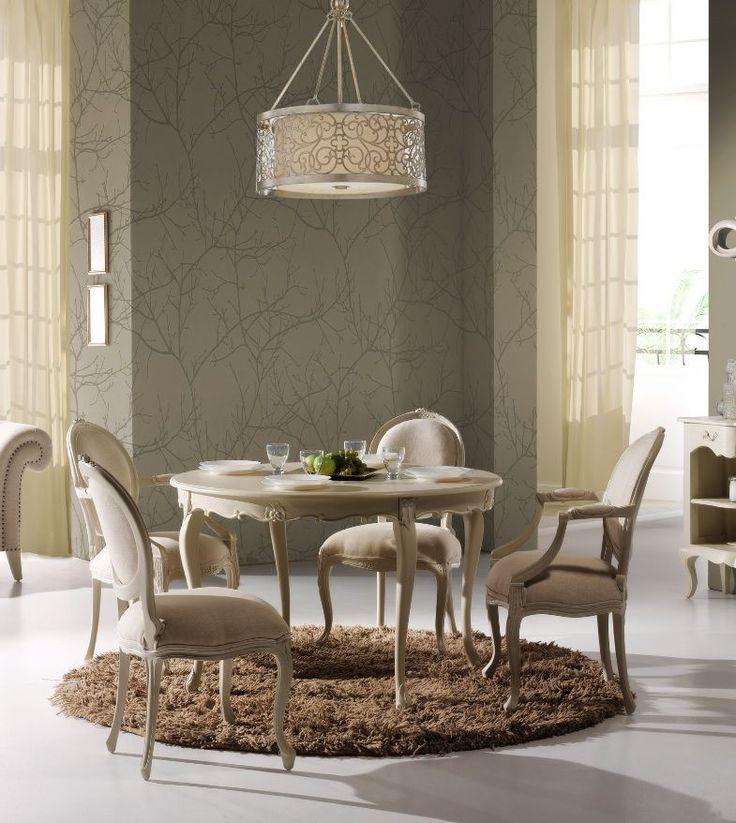 mesa de comedor clsica loras mesas comedor redondas blancas mesas extensibles juego de comedor pinterest comedores clasicos comedor redonda y