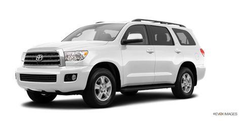2014 Toyota Sequoia my Brand new car