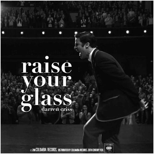 2x16 Original Song | Raise Your Glass Alternative Cover
