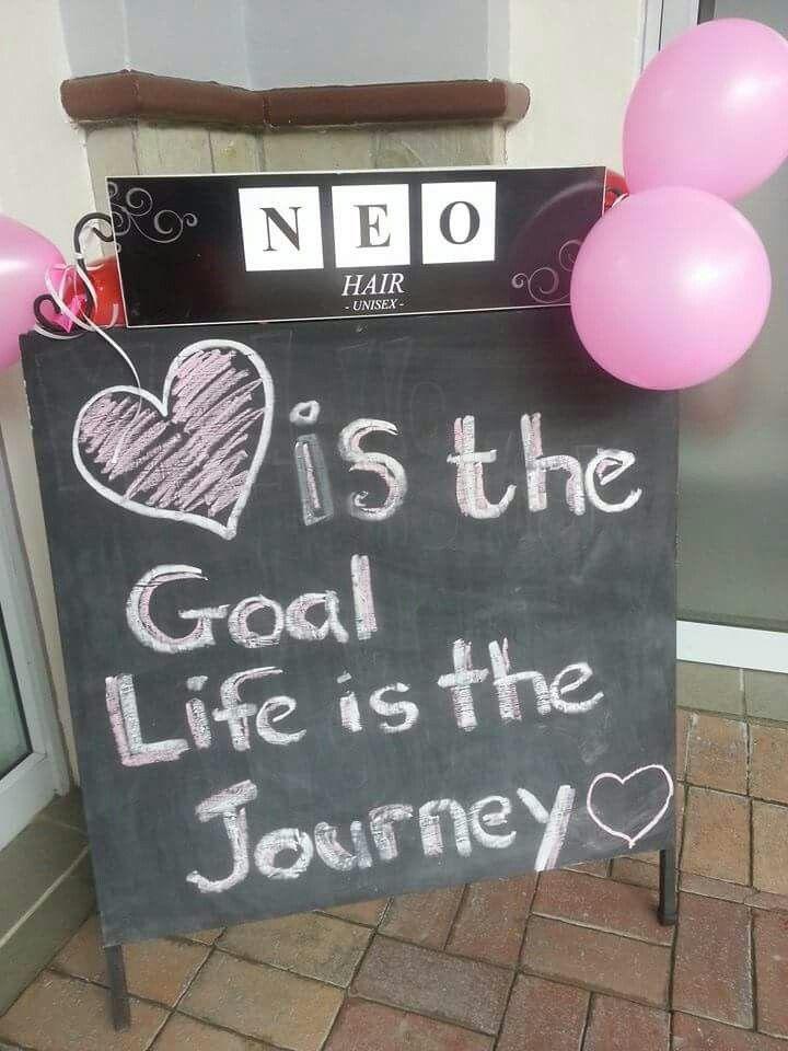 Neo Hair Mossel Bay Motivation.
