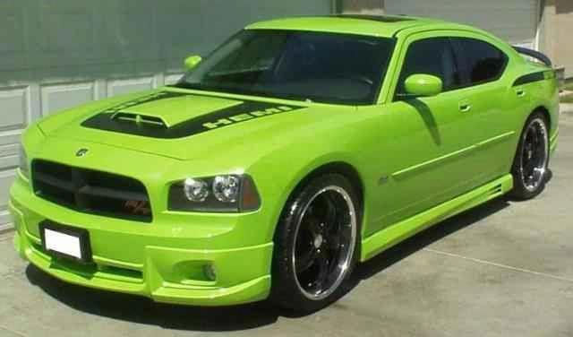 Lime Green Dodge Charger Dodgechargerclassiccars Dodge Charger Charger Rt Dodge