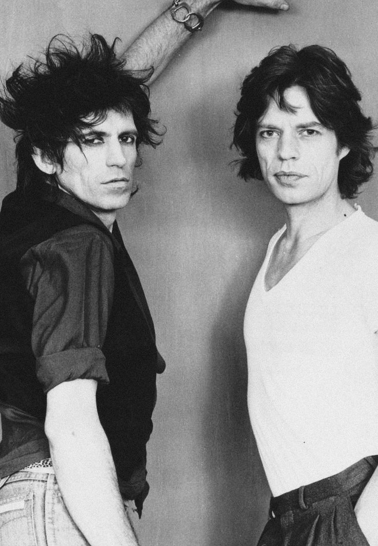 Mick Jagger Keith Richards Young | www.imgkid.com - The ...
