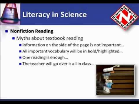 Cornell Notes and Reading Science Textbooks - YouTube