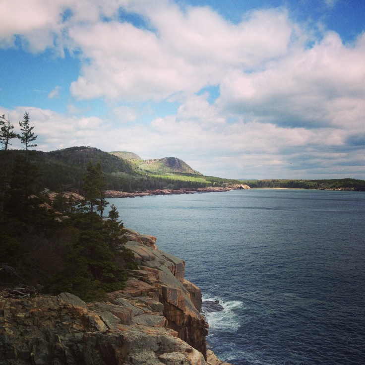 40 best california places to visit and stay images on for Acadia national park fishing