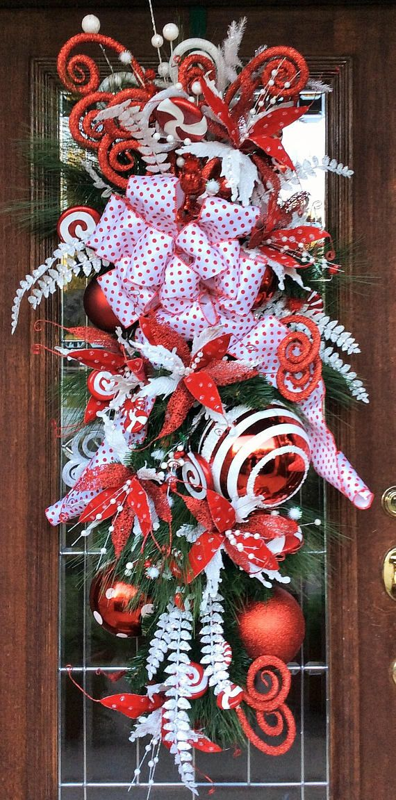 Best 25 Christmas Swags Ideas On Pinterest Merry