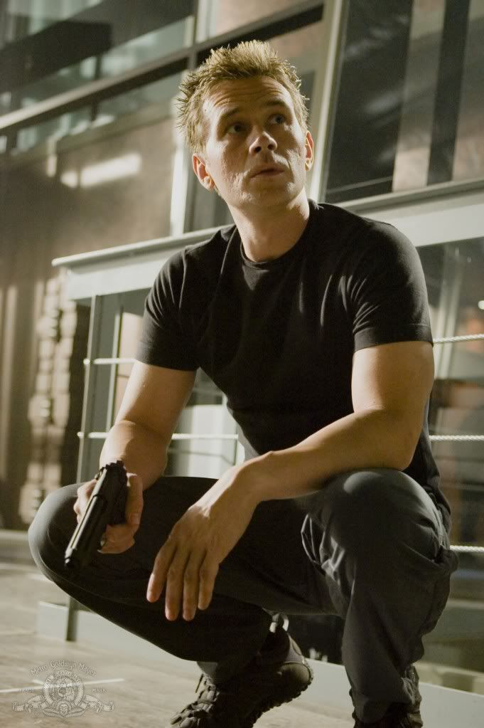 Connor Trinneer is Michael Kenmore, Stargate Atlantis